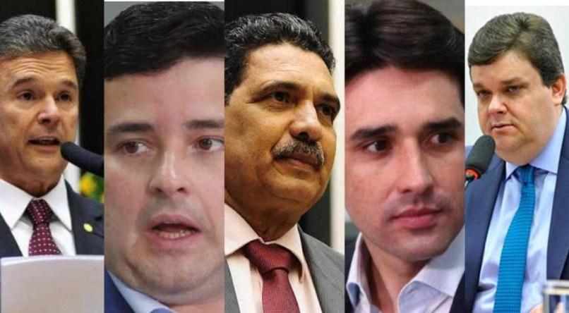 Colagem de fotos Divulgação/Câmara dos Deputados e Acervo/JC Imagem