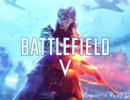Battlefield V é um dos games disponíveis