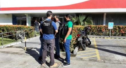 Crime ocorreu no início da tarde desta segunda-feira (2)