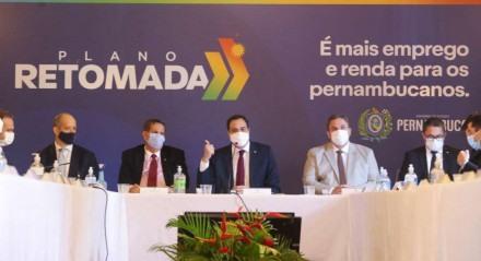 A inciativa privada elogiou o programa de Retomada lançado por Paulo Câmara (PSB) que elencou várias ações que vão ajudar o Estado a superar a crise da covid-19