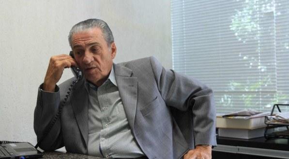 O ex-governador de Pernambuco Joaquim Francisco