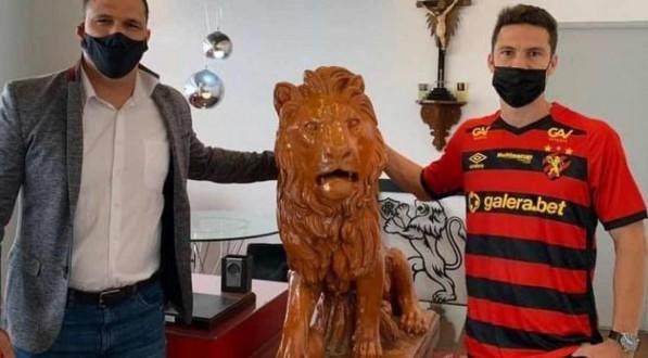Hernanes chega com grande status ao Sport para a disputa da Serie A.