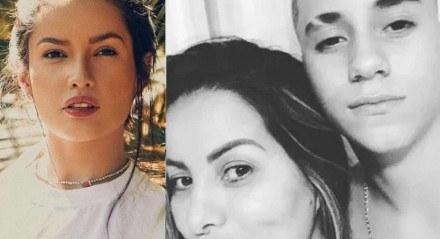 Juliette lamentou a morte do jovem Lucas, filho da cantora Walkyria Santos