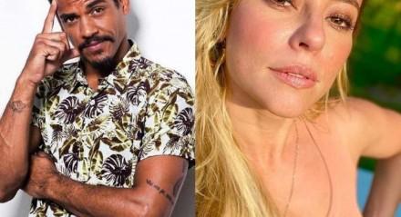 O ator Marcello Melo Jr soltou uma indireta sobre Paolla Oliveira no Instagram