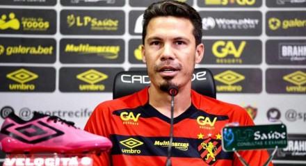 Hernanes foi a principal contratação do Sport na temporada