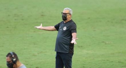Jogo entre o Sport (PE) e o Confiança (SE). Jogo entre o Náutico(PE) e o Confiança (SE). Partida valida pelo Campeonato Brasileiro Série B, realizada no estádio dos Aflitos, em Recife (PE),  neste sábado, 07 de agosto de 2021.