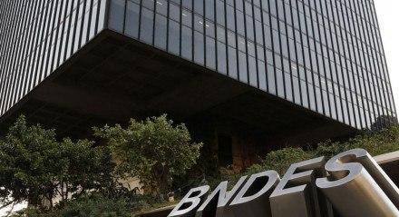 Rio de Janeiro - Edifício sede do BNDES, Banco Nacional de Desenvolvimento Econômico e Social, no Centro do Rio. (Fernando Frazão/Agência Brasil)