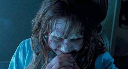 """Cena do filme """"O Exorcista"""""""