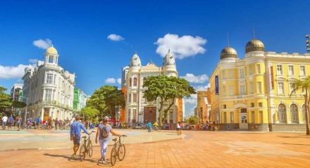 Considerando apenas a região Nordeste, o Estado é líder do ranking,  tendo a Bahia com 73,3% e Ceará, com 63,6% no volume total dos primeiros seis meses de 2021.