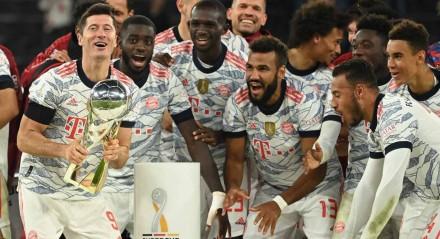 Bayern de Munique conquistou a Supercopa da Alemanha pela quinta vez seguida