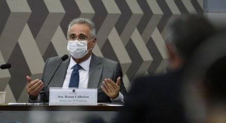 CPI: Renan deve apresentar relatório na segunda quinzena de setembro