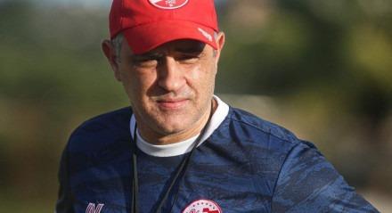Marcelo Chamusca, técnico do Náutico