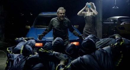 """Matheus Nachtergaele em cena do filme """"Carro Rei"""""""