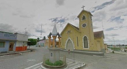 Igreja de Nossa Senhora da Conceição, no Centro de Ferreiros