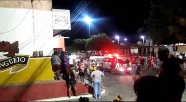 Homem tenta matar outro com motosserra no Ceará