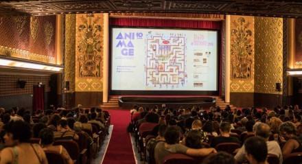 Edições anteriores do Animage foram realizadas em espaços como o Cinema São Luiz