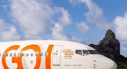 Primeiro Voo Carbono Neutro do Brasil, de Recife a Fernando de Noronha