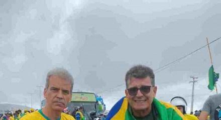 Alberto Feitosa e Coronel Meira