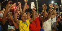 Palavras-chave: Neymar - Vinícius Junior - Casimiro - Futebol - Esporte - Seleção - Brasileira ##