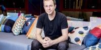 Tiago Leifert na sala da casa do 'BBB 21': a última edição com seu comando como apresentador