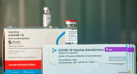Vacina contra covid-19 desenvolvida pela AstraZeneca