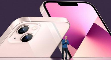 Lançamento do iPhone 13
