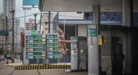 Posto, Gasolina, Carro, Petróleo