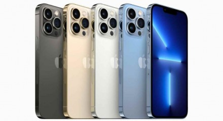 A Apple lançou a linha iPhone 13 com quatro modelos: iPhone 13, iPhone 13 mini, iPhone 13 Pro e iPhone 13 Max