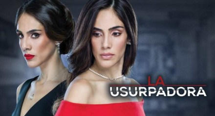 Sandra Echeverría interpreta as gêmeas na série 'A Usurpadora'
