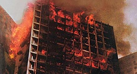 Edifício de São Paulo pegou fogo e tragédia entrou para historia