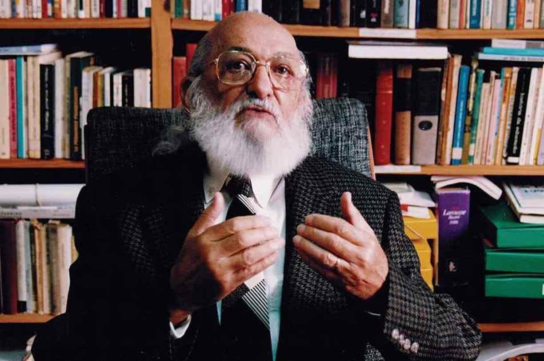 Paulo Freire nasceu em 19 de setembro de 1921, no Recife