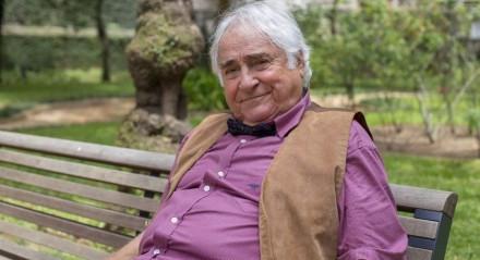 O ator Luis Gustavo faleceu aos 87 anos, vítima de um câncer
