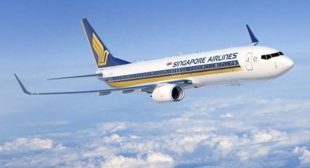 Singapore Airlines é a número 1 da aviação mundial, de acordo com ranking da Travel Leisure