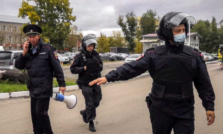 OLGA YUSHKOVA / AFP