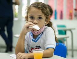 Pandemia teve forte reflexos na alimentação de crianças, segundo especialista