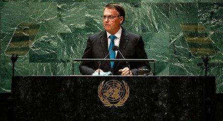 Discurso do Presidente da República Jair Bolsonaro na Assembleia-Geral da ONU