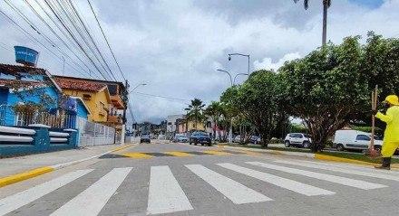O registro do tremor ocorreu no município de Moreno, na Região Metropolitana do Recife, em Pernambuco.