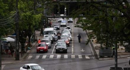 Rua, Mobilidade, Carro, Ônibus, Trânsito, Via, Pedestre