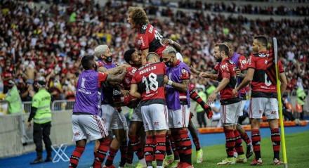 Flamengo x Barcelona de Guayaquil - Copa Libertadores