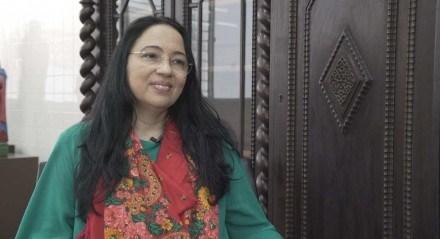 Cirlene Silva, diretora da Unicap Prata
