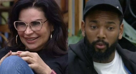 Solange Gomes viveu um affair com Nego do Borel, em 2019