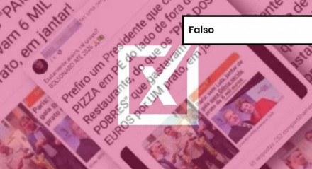 Conteúdo viralizou no Facebook