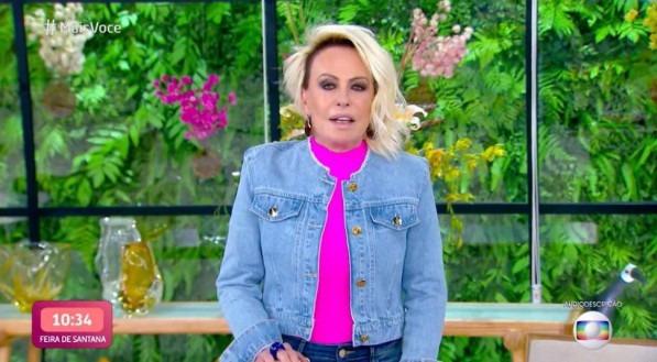 A apresentadora Ana Maria Braga pediu desculpas aos telespectadores nesta quinta-feira (23) após usar uma expressão racista