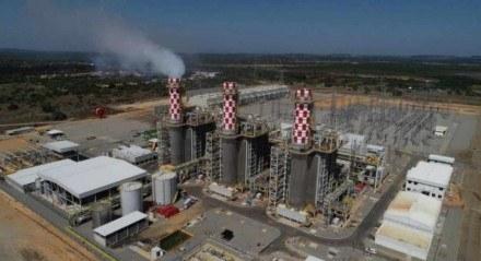 Usina Termelétrica Porto do Sergipe I, na Barra dos Coqueiros