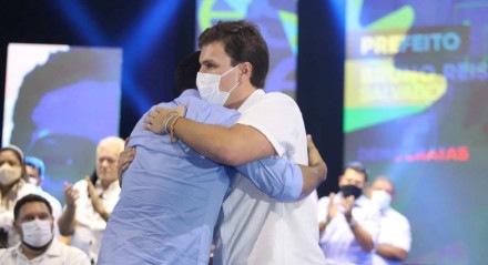 Ato de filiação de Miguel Coelho é realizado no Recife, para 500 convidados e políticos