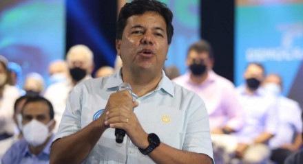 O ex-ministro da Educação Mendonça Filho, fez diversos elogios a trajetória política do prefeito de Petrolina, Miguel Coelho