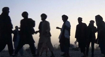 A cena teria sido inimaginável 25 anos atrás, quando o Talibã chegou ao poder pela primeira vez