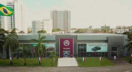 1ª concessionária Fiat do Brasil certificada pelos padrões de atendimento de vendas