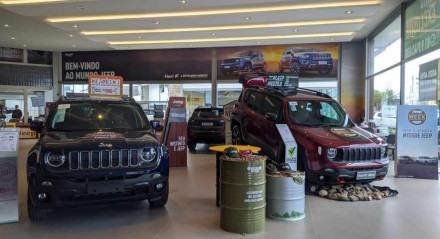 Fiori está há 6 anos no mercado automobilístico e possui 11 lojas no Norte/Nordeste