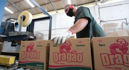 Dragão tem como visão disponibilizar produtos de alta qualidade e com preço justo
